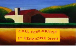 Call for Artist under 35 – 1^ edizione 2019