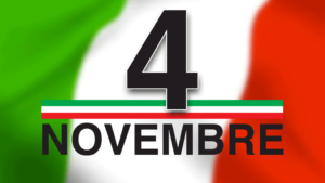 IV Novembre – Discorso del Sindaco