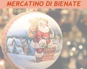 Mercatino di Bienate – Domenica 8 dicembre