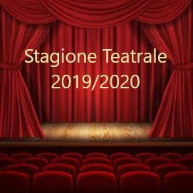 Stagione teatrale 2019/2020 – 20 febbraio 2020