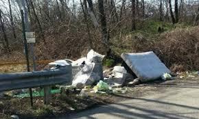 Fototrappole contro l'abbandono dei rifiuti