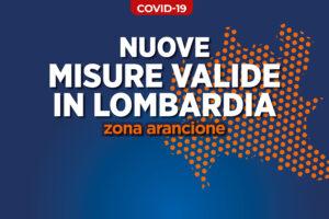 Coronavirus – Misure valide nella Regione Lombardia