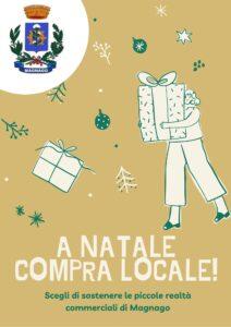 A Natale sostieni i commercianti locali