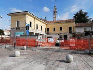 LAVORI DI RESTAURO EX COOPERATIVA SAN MARTINO – PIAZZA SAN MICHELE