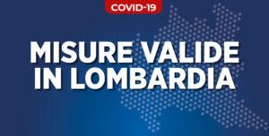 Coronavirus – Misure valide in Lombardia