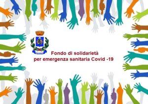 Bando Progetto di Solidarietà per emergenza sanitaria Covid-19